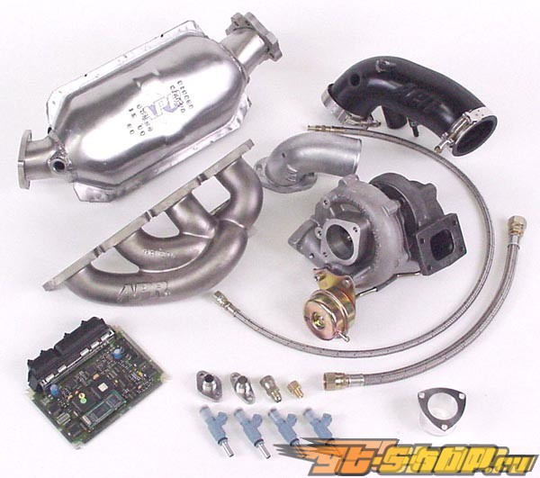APR Tuned Stage III Power Upgrade Audi A4 B5 1.8T 5spd 97-99