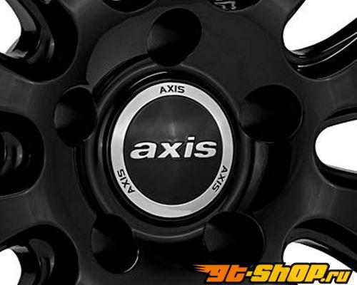 Axis Rev Диски 18x8.5 5x120 +35mm Чёрный w/Polished Lip
