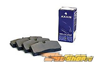 Axxis Deluxe Advanced передние тормозные колодки Nissan Altima 93-01