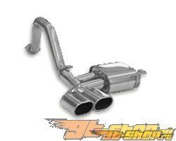 B&B PRT Speedway выхлоп Chevrolet Corvette C5 97-04