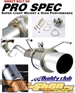 Buddy Club Pro Spec выхлоп - Honda Civic Si седан 06+
