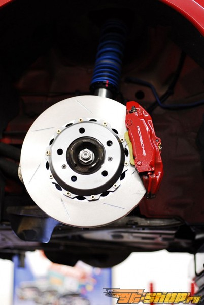 Bilstein PSS Coilover System для PASM Porsche Cayman incl S 06+