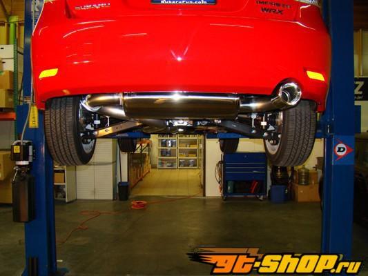 Blitz NUR-DT Выхлоп выхлоп Subaru WRX STi 08+