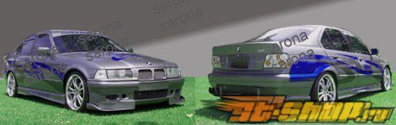 Аэродинамический Обвес для BMW 3 1992-1998