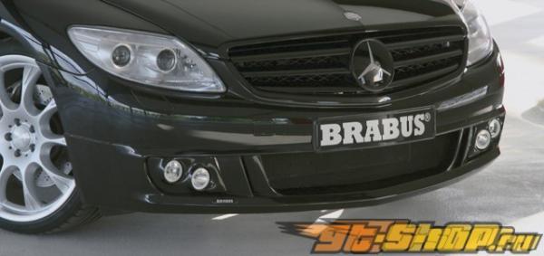 Передний бампер Brabus для Mercedes CL-Class C216 07+