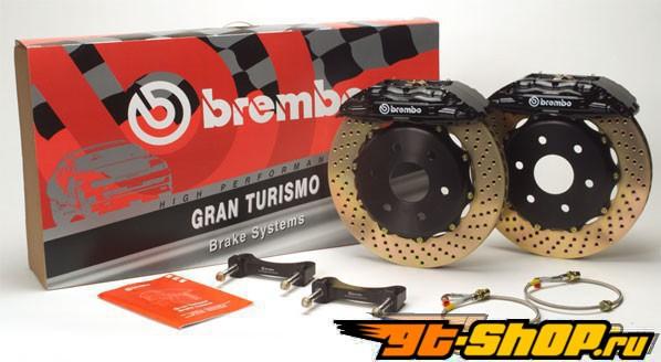 Brembo GT 15 Inch 8 поршневые 2pc передний  тормозной комплект Mercedes-Benz CL550 / CL600 07-13