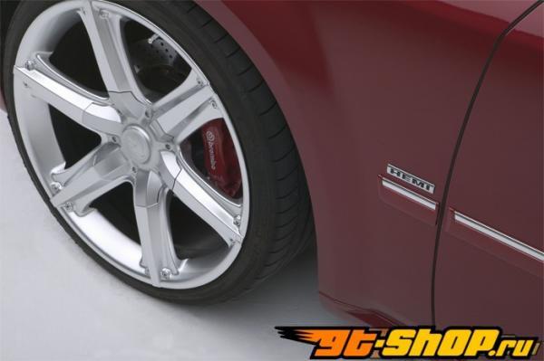 Brembo GT 15 Inch 8 поршневые 2pc передний  тормозной комплект Dodge Magnum SRT-8 05-08