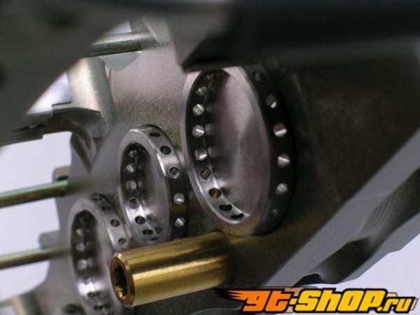 Brembo полный Race Большой тормозной комплект 6piston передний  & 4piston задний Ferrari F430