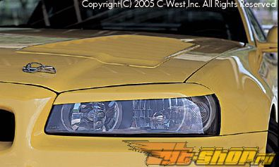 C-West Eye Lines Nissan Skyline GT-R R34 99-02
