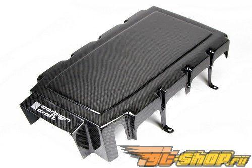 Carbign Craft Карбоновый Engine Plenum Cover Ford Mustang 05+