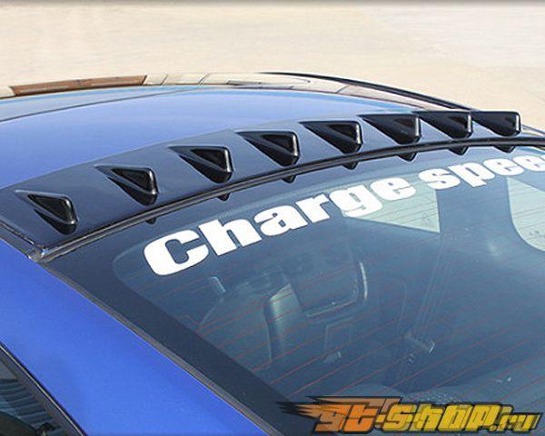 Карбоновый спойлер на крышу Chargespeed для Hyundai Genesis Coupe 09+