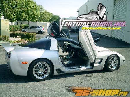 Ламбо двери Bolt-On для Chevrolet Corvette 1997-2004