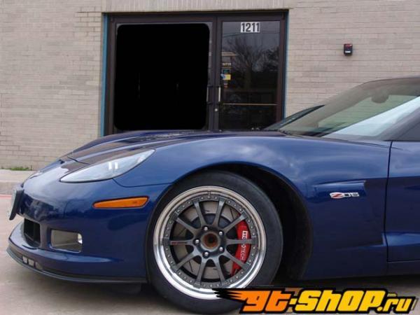 StopTech задний 14 Inch 4 поршневые Большой тормозной комплект Chevrolet Corvette C6 Z06 06-11