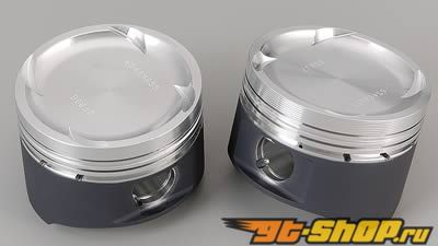 Wiseco K548M86 - Pistons & Rings для Mitsubishi 4G63 7 Bolt Standard