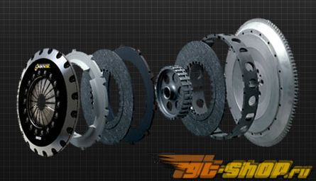 Carbonetic Twin Карбон  Сцепление  1350kg Nissan 240SX S14 95-98