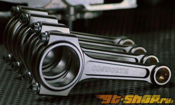 Cosworth Forged Steel Connecting Rod Set Nissan 350Z VQ35 3.8L 03-09