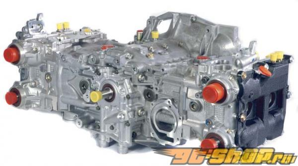 Cosworth High Performance Long Block Assembly (Subaru EJ25 (2.5) 2004-06) (High compression ratio) [COS-20007708]
