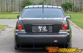 Диффузор на задний бампер из карбона ChargeSpeed для Lexus IS300 00-05