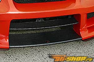 Широкий обвес по кругу с 3D карбоном по центру Chargespeed на Subaru WRX GDA 2002-2003