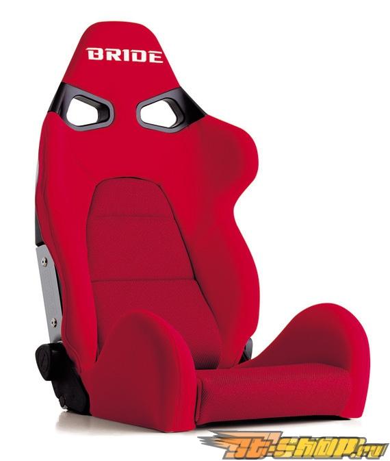 Bride CUGA Type-HL Reclinable Сидения - Красный