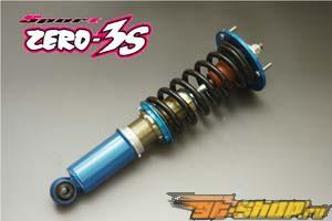 Cusco Zero-3s койловеры Subaru Impreza WRX GDB 01-04