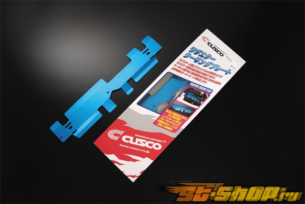 Cusco Cooling Plate для Subaru Impreza WRX GDA/GDB (Синий) [CUS-667 003 AL]