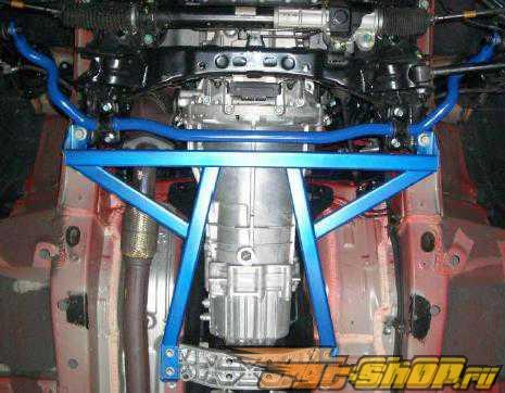 Cusco Center Side Power Brace для Hyundai Genesis Coupe 2008+ [CUS-HY1 492 F]