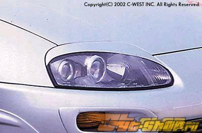 C-West Eye Lines Toyota Supra JZA80 93-98