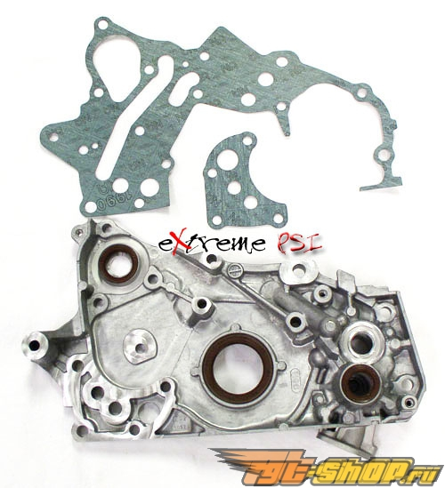 стандартный Oil Pump передний  Case : Mitsubishi Eclipse 6 Bolt *SALE* #18968