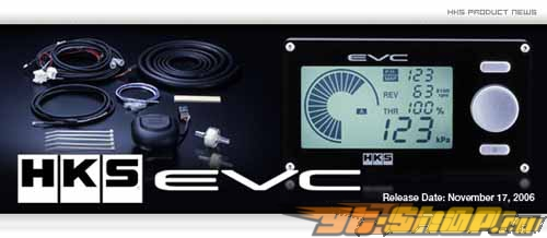 HKS Generation 6 EVC Boost Controller *SALE* #20103