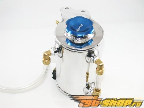 JM Fab Coolant Overflow Can: Mitsubishi Lancer EVO VIII & IX #21226