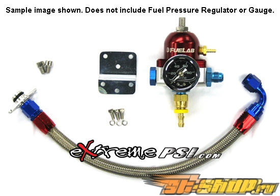давления топлива Regulator Install комплект (Firewall Install): Mitsubishi Eclipse 90 - 99 #18050
