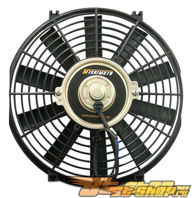 "Mishimoto Slim Electric Fan 12"" #21614"