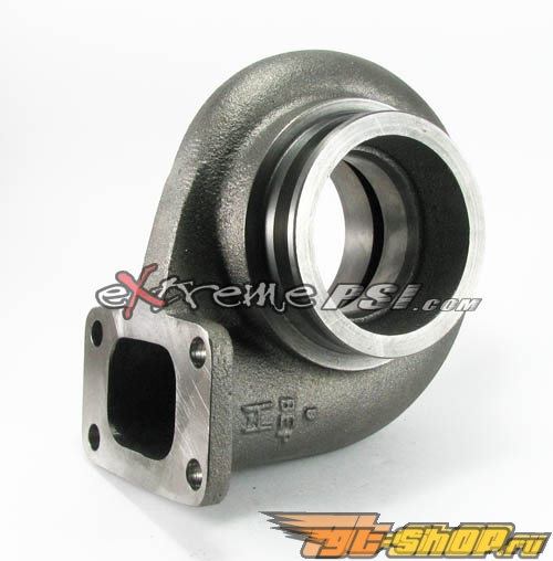 "Bullseye Power HX35 Turbine Housing: T-3, .70 A/R, 3.0"" V-Band #23483"