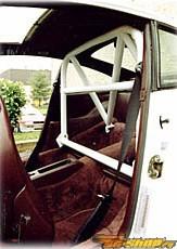 DAS Sport Bolt-In Roll Bar Porsche 964 & 993 with sunroof 89-98