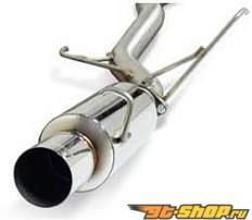 Dc Sports Single Canister System нержавеющий Steel Выхлопная система Nissan Cube 2007-13