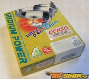 Denso Iridium Spark Plug AUDI ALLROAD QUATTRO 01-04 (1-Step Cold