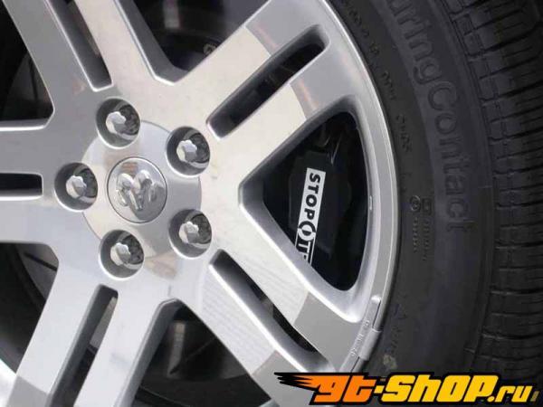 StopTech передний  15 Inch 6 поршневые Большой тормозной комплект Dodge Magnum SRT8 06-09