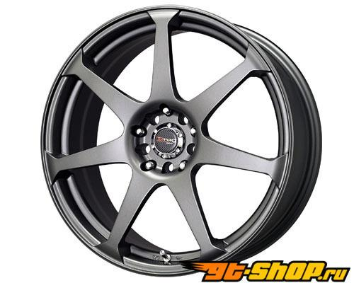 Drag DR-33 15X7 5x100/5x114.3 40mm Gunmetal