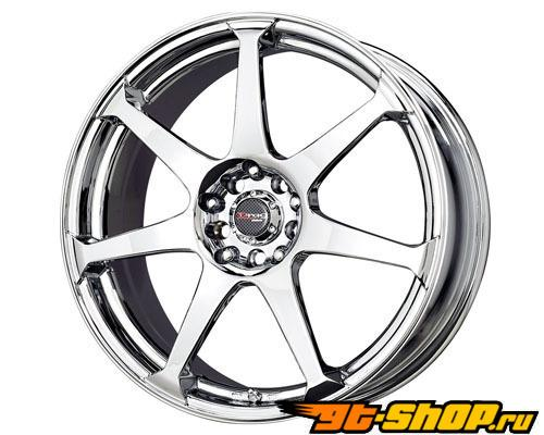 Drag DR-33 16X7 5x108/5x115 40mm Хром