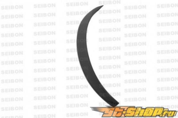 Спойлер для Honda Accord 2008-2011 Seibon стандартный Карбон