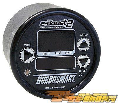 Turbosmart E-Boost Sport Compact 40psi 60mm Boost Controller Чёрный Чёрный