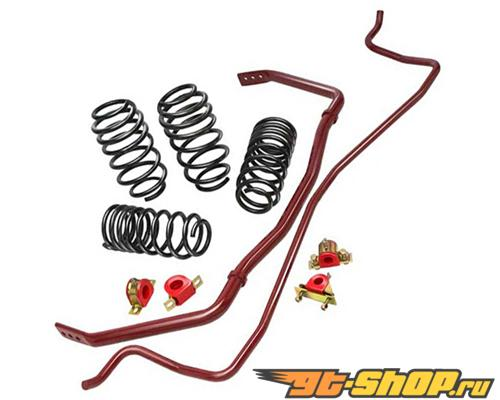 Eibach Pro-Plus комплект Including Sway Bars and Pro-комплект Springs Ford Mustang GT 2015