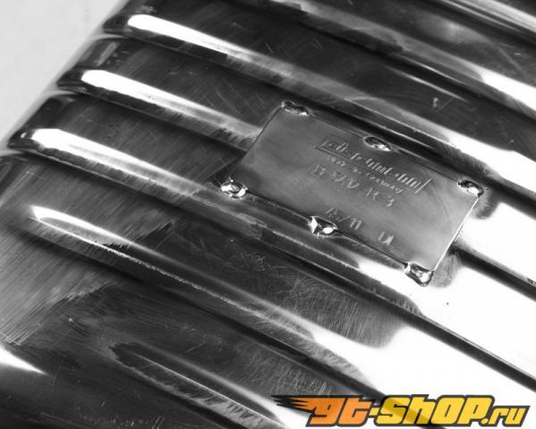 Eisenmann нержавеющий Axleback выхлоп 4x83mm Round Tips BMW 523i / 528i Touring 11-13