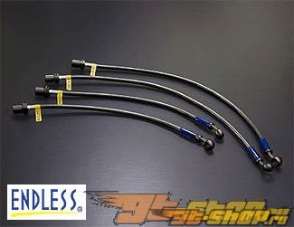 Endless Swivel Steel Тормозные линии (передний ) - Honda CRX 89-91