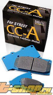 Endless CC-A керамические Карбон задние тормозные колодки Subaru Impreza RS From 7/98 98-01