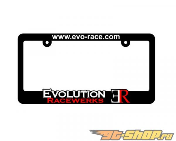 Evolution Racewerks Sports Series 4-Inch Catless Downpipe BMW 535i Single Turbo N55 Engine F10 11-15