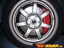 Power Slot задний Правый Cryogenic тормозные диски Mitsubishi Eclipse 90-94