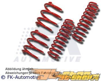 FK Auto High Tec Springs 35/40mm Volkswagen Golf MK5 03-09
