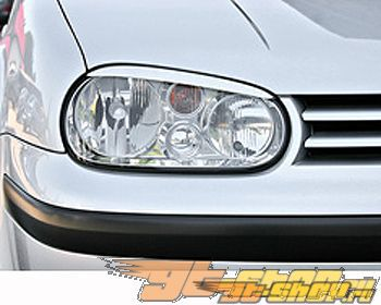 FK Auto передние фары Covers Volkswagen Golf MK4 98-02